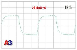 Скорость нарастания сигнала на выходе, В/мкс 10.  По выходной мощности Cadence уверенно обошёл всех одноклассников.