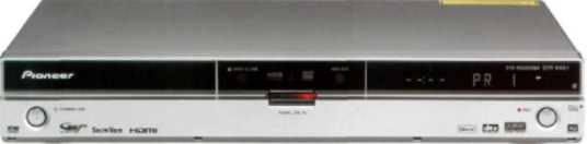 Pioneer DVR-645H