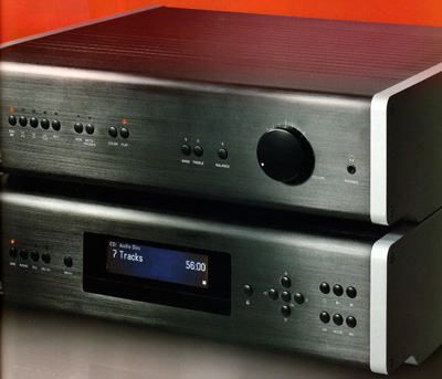 T+A MUSIC PLAYER, T+A POWER PLANT