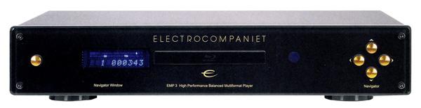 Blu-ray проигрыватель Electrocompaniet EMP-3, обзор ...