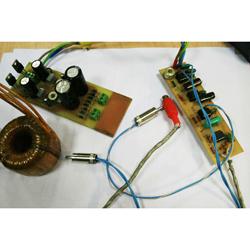 Активная трехполосная акустическая система на динамиках Сканспик и SEAS EXCEL Это трехполосная акустическая система с...
